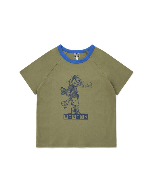 Shirt Boy Chatskat - U058