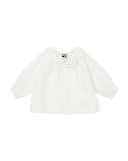 Bambou Baby Blouse - F000