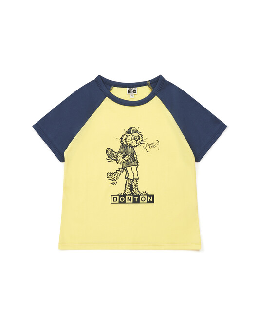 Shirt Boy Chatskat - U057