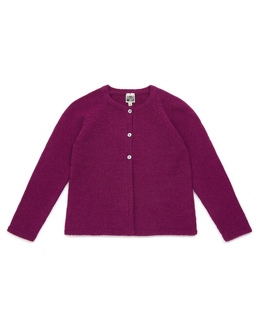 Mulot Girl Cardigan - U012