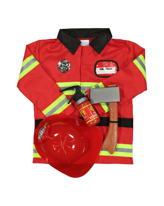 Firefighter Outfit 5-6 - 000