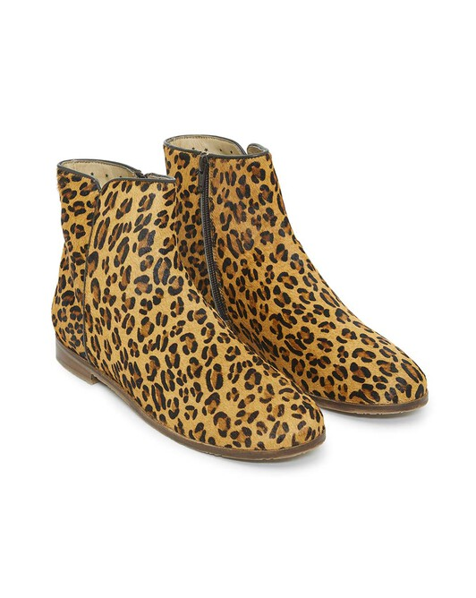 Boots Femme Lucia - Leopony