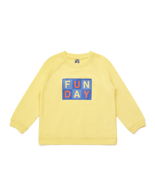 Boy Funday Sweatshirt - U057