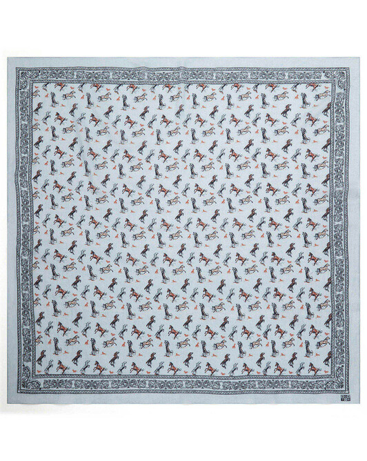 Rodeo Printef Scarf - I605