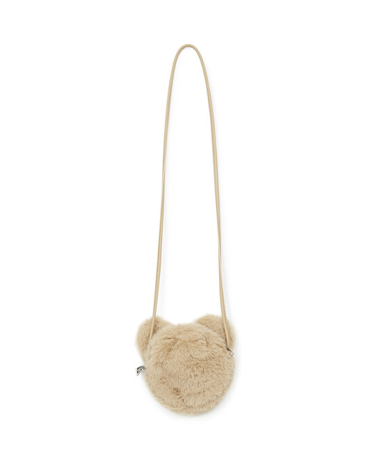 Sac ours fausse fourrure - Biche
