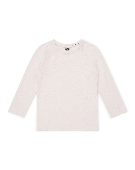 T-Shirt Fille Teef - Ice pink