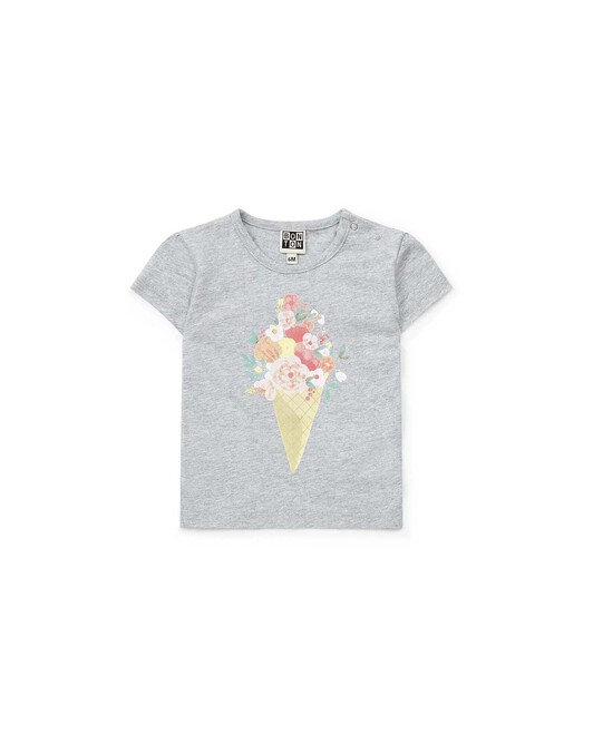 Baby T-shirt Bouquet - U900