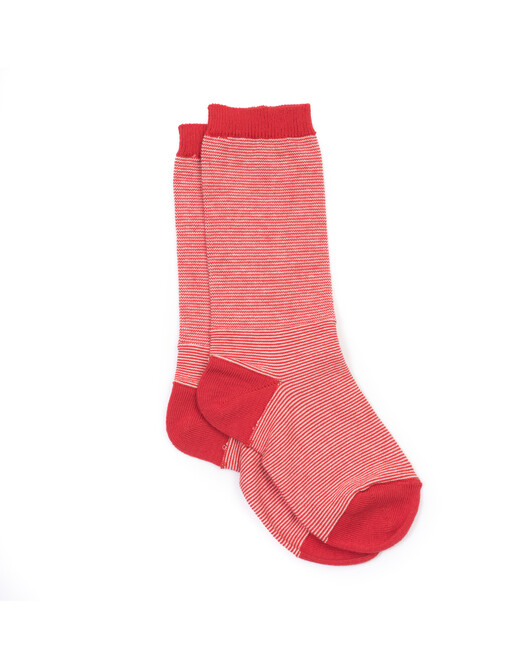 Chaussettes rayees - 482