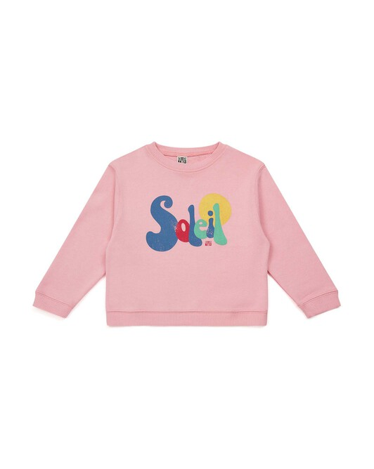 Girl Sun Sweat - U050