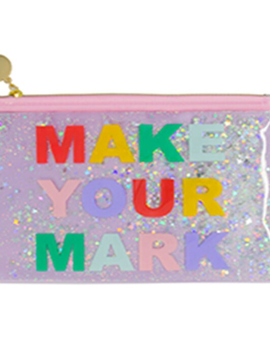 Trousse Glitter Make Your Own Mark - Divers