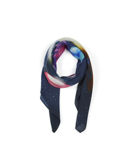 Foulmoon Printed Scarf - D000
