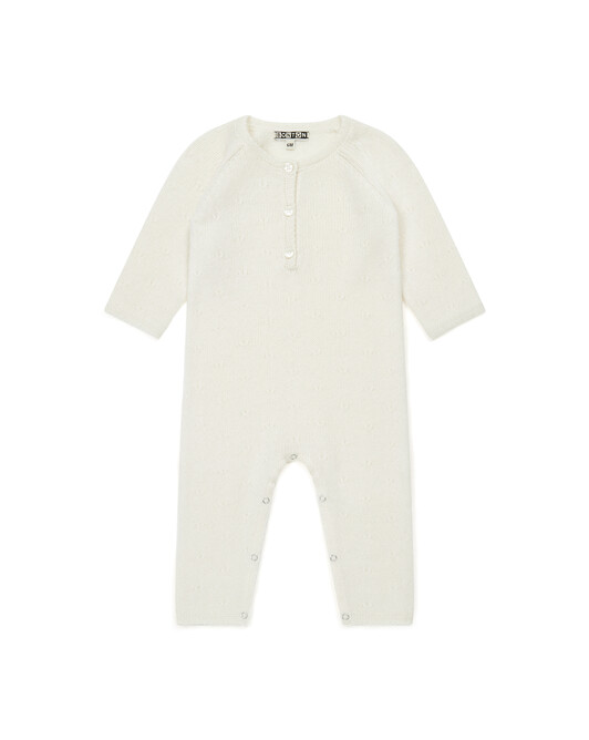 Knit Baby Outfit - U001