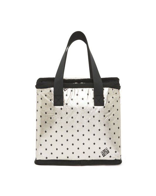 Lunch Bag Argt - Semi argent