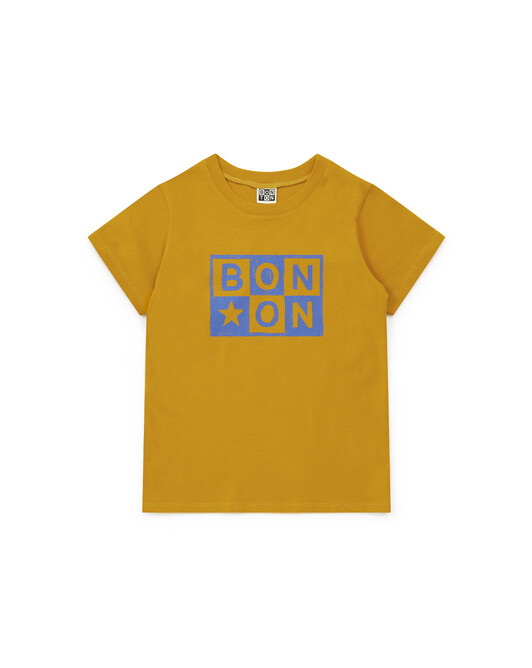 Boy Logo T-Shirt - U062