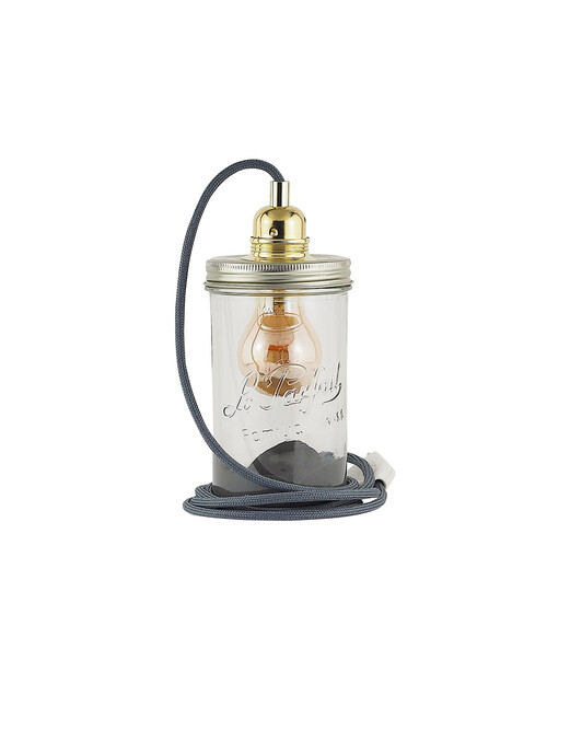 Lampe Lumineuse Georges - Gris