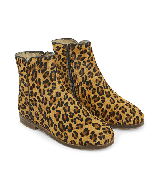 Boots Fille Lucia - Leopony