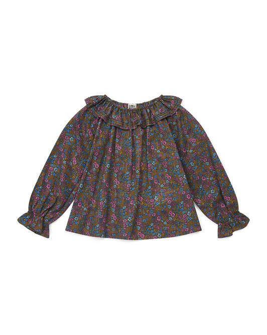 Billou Girl Blouse - F800