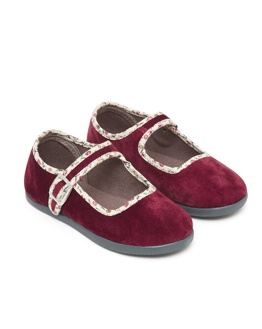 Jane Girl Slippers - 987