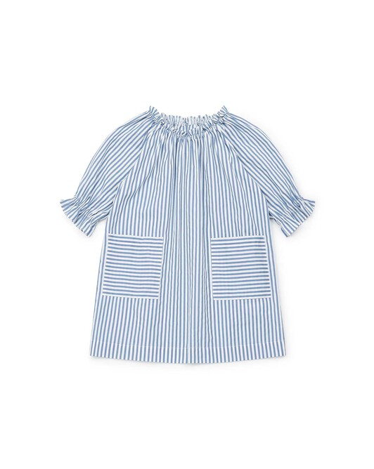 Robe Fille Charlie - Ray blue