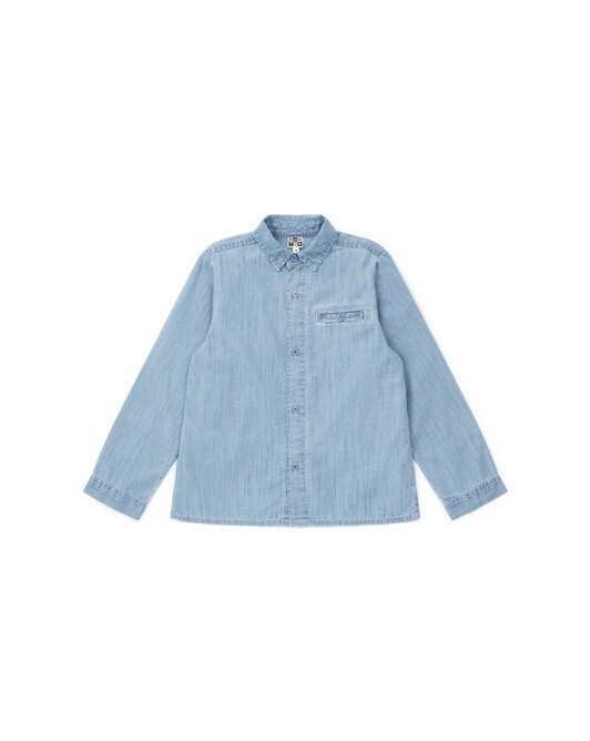 Chemise Garcon Georges - Chambray