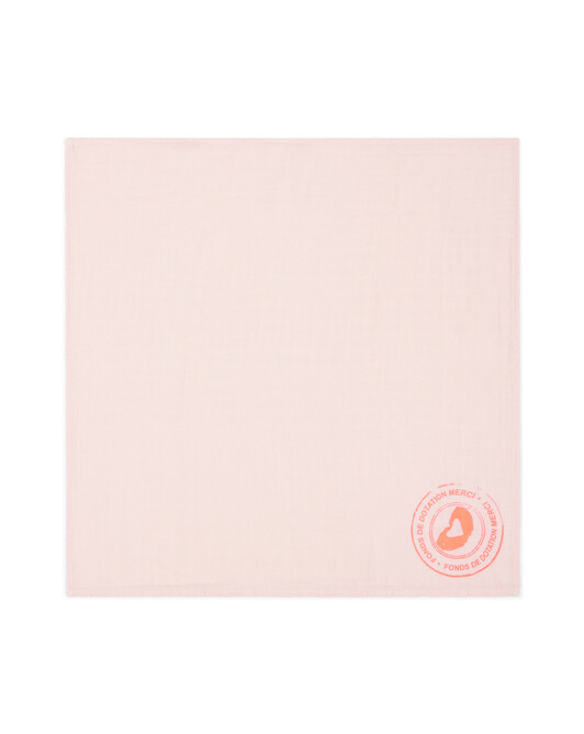 Langes Fonds de Dotation Merci x Bonton - Rose blossom