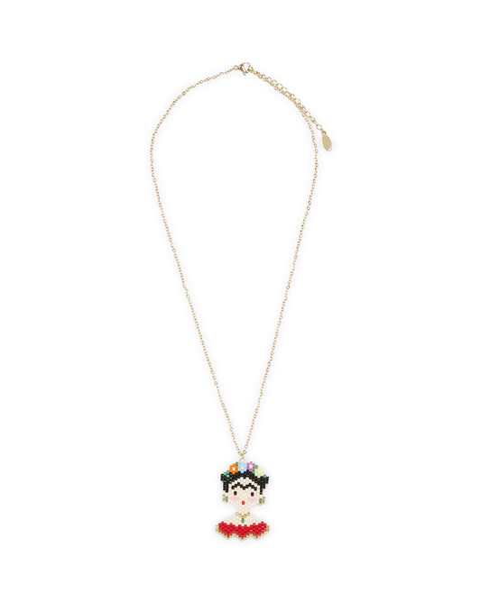 Collier Frida - Divers