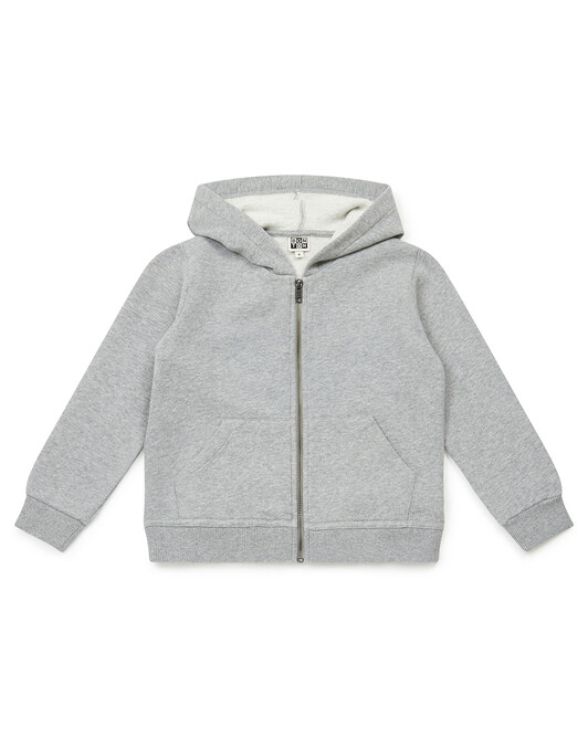 Sweat Garçon Sky Rider - Gris chine