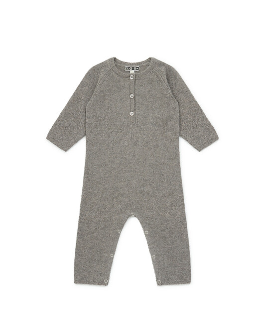 Knit Baby Outfit - U021