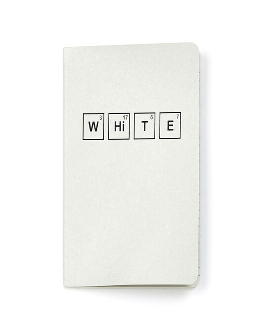 Cahier White - Divers